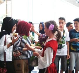 Априлци посрещнаха гости от Турция
