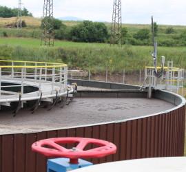 Откриха новоизградената пречиствателна станция за отпадни води в Панагюрище
