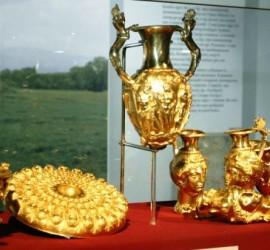 Панагюрското златно съкровище убедително води