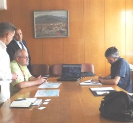 Търсят най-оптималния вариант за преносните газопроводи за Панагюрище и Пирдоп