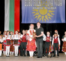 """Титла """"Балкански вицешампион"""" за танцьорите от """"ТАНГРА"""""""
