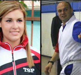 Панагюрската следа в Баку е в лицето на Анелия Карова и Иван Нетов
