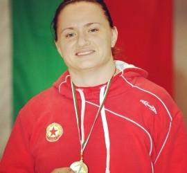 Златното момиче Мария Оряшкова – на върха и в сумото
