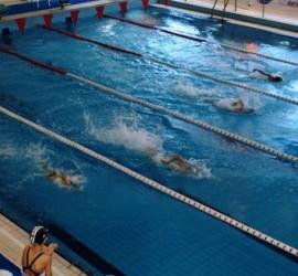 Градско първенство по плуване за деца