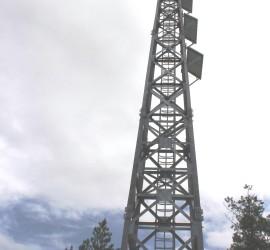Дистанционен пожарен мониторинг за около 37 000 декара общинска горска територия