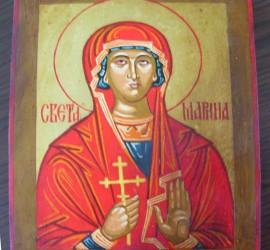На 17 юли църквата почита Света Марина