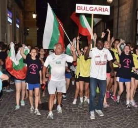 """Успешно представяне на хандбалистките от ХК""""Панагюрище""""  на  откритото  Световно първенство по хандбал в гр. Терамо,Италия"""
