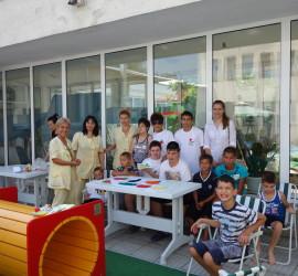 """Творчески и забавни занимания радват децата от ДЦДУ """"Дъга"""""""