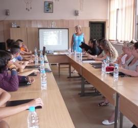 Ученици от Професионалната гимназия разказаха за практическото им обучение в Лондон