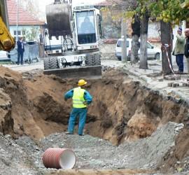 Населението, което ще се обслужва от новоизградената канализационна мрежа наброява 9 698 души