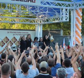 "Хилядите присъстващи ще запомнят половинвековния юбилей на ""Асарел-Медет"" АД"
