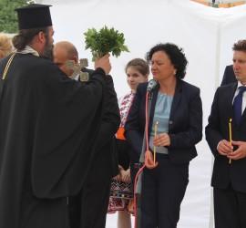 Официално откриване на подновената ВиК мрежа в Панагюрище