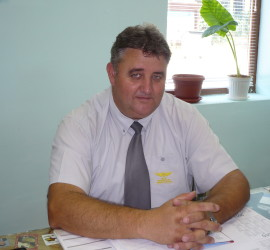 Интервю с началника на жп гара Панагюрище Георги Георгиев