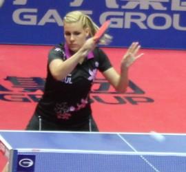 Анелия Карова се класира за 1/16-финалите