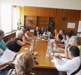 Разбраха се за състава на Общинска избирателна комисия-Панагюрище