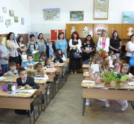 Първият учебен ден в панагюрските училища