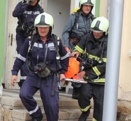 Професия пожарникар