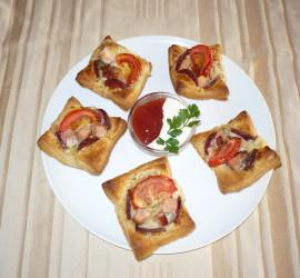 Пица-мъфини