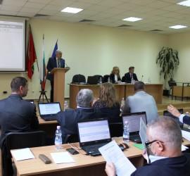 Избраха временно изпълняващи длъжността кметове на община Панагюрище и на шест от кметствата