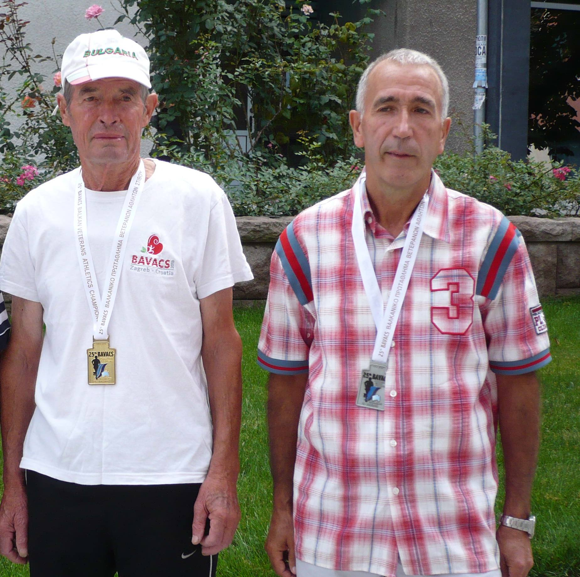Петър Петров и Павел Ширилинков