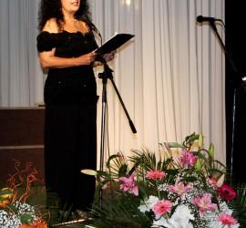 Актрисата Василка Сугарева с номинация за ИКАР 2019