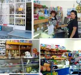 """Магазин за хранителни стоки """"Валентино"""" в Панагюрище отвори врати"""