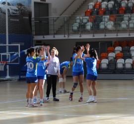 """Хандбален клуб """"Панагюрище"""" отбеляза първата си победа в елитната група за този сезон"""