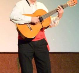 Орлин Чолаков-Трубадура с концерт в Панагюрище