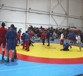 """Около 150 деца и юноши в турнира  по самбо """"Орчо Войвода"""""""