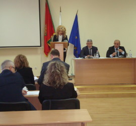 Задълбочава се партньорството между Община Панагюрище, бизнеса и различни институции в сферата на образованието