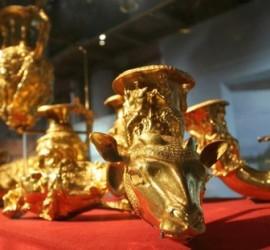 Днес пристига Панагюрското златно съкровище