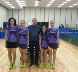 """Жените на СКТМ """"Асарел-Медет"""" победиха шампионките от """"Стоянстрой"""""""