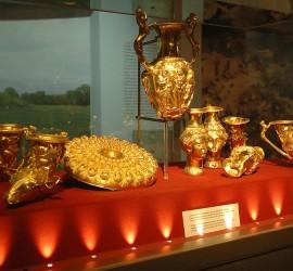 66 години от откриването на Панагюрско златно съкровище