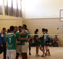 """Волейболистите на """"Пан-Волей"""" с победа в първия им за 2016 г. мач"""