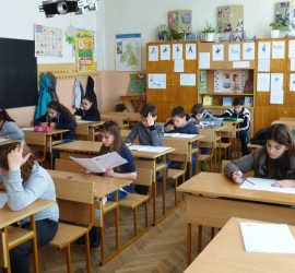 """Ученици от ОУ """"Проф. Марин Дринов"""" ще вземат участие в национално състезание по английски език"""