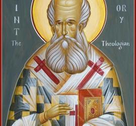 Православната църква почита паметта на Св. Григорий Богослов
