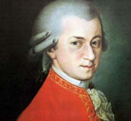 На 27 януари 1756 година се ражда Волфганг Амадеус Моцарт