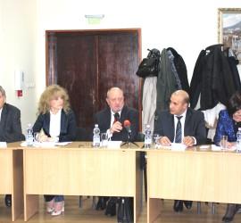 В Панагюрище обсъждаха промените в Закона за професионалното образование и обучение