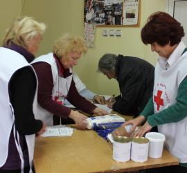 До 29 януари раздават хранителни продукти на най-бедните в Панагюрище