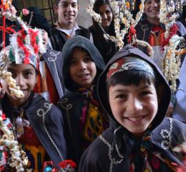 Ромите празнуват Банго Василий