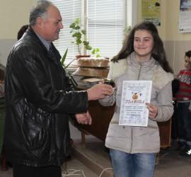 Наградиха победителите в общинския конкурс, посветен на пчеларството