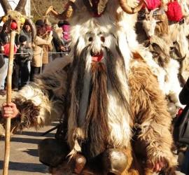 Кукери от с.Оборище ще представят местни обичаи в Ямбол и Карлово