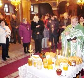 """В Панагюрище паметта на Свети Харлампий ще бъде почетена с тържествена служба и освещаване на мед в църквата """"Св. Въведение Богородично"""""""