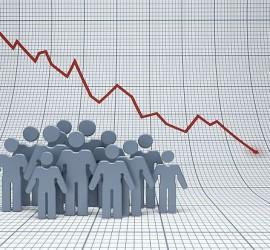 Всеки ден населението на България намалява със 156 души
