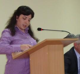 Приеха годишния доклад за дейността на Звеното за вътрешен одит