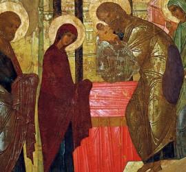 Православната църква чества Сретение Господне