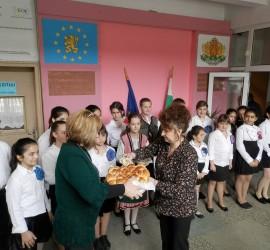 """ОУ """"20 април"""" с одобрен нов проект по програма """"Еразъм+"""" 2016- 2018г."""