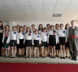 """ОУ """"20 април"""" продължава реализацията на проекта, по който си партнира с чуждестранни училища"""