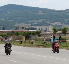 Пътна полиция с акция за контрол на мотористите