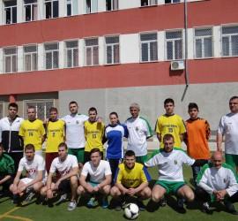 Традиционна футболна среща на поколенията